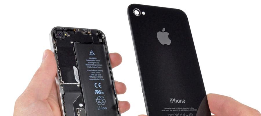 écran iphone 4