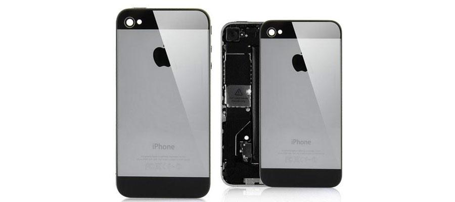 vitre arrière de l'iphone 4