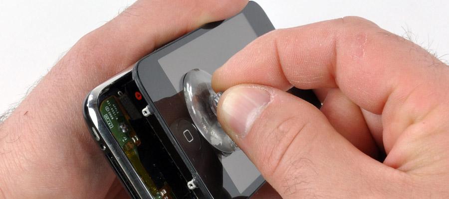 vitre arrière iPhone 4S