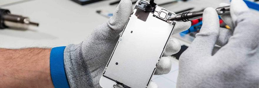 Quelles sont les réparations d'iPhone les plus fréquentes
